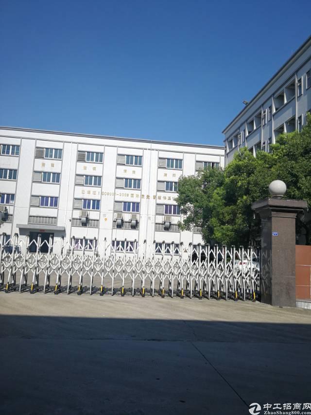 常平镇标准厂房约12000平方出租
