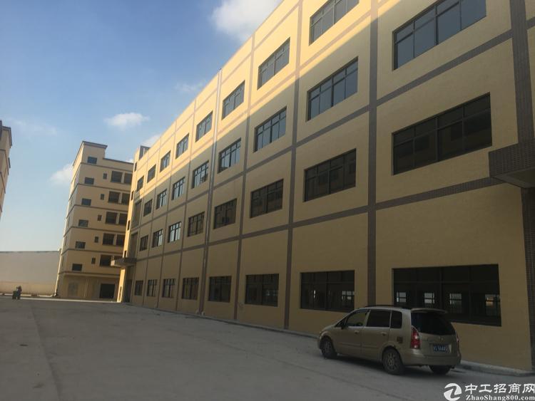 村委厂房两栋四层10000平方米招租可办环评