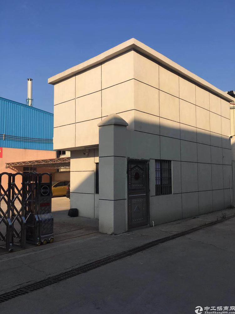新塘镇7000平方小独院厂房