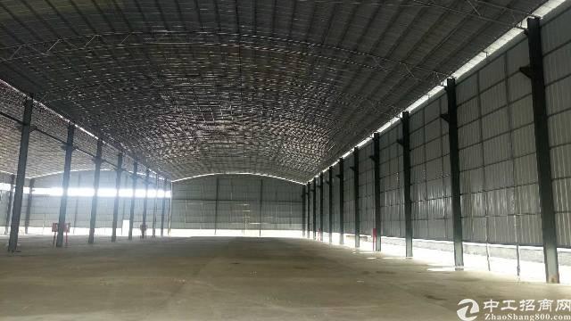 高埗镇独门独院厂房8000平,滴水8米