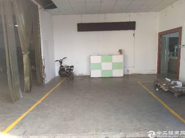 观澜福民一楼1000平标准厂房出租