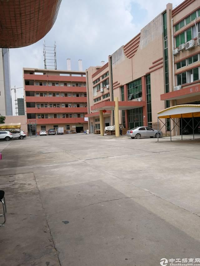 常平镇标准厂房约25000平方出租