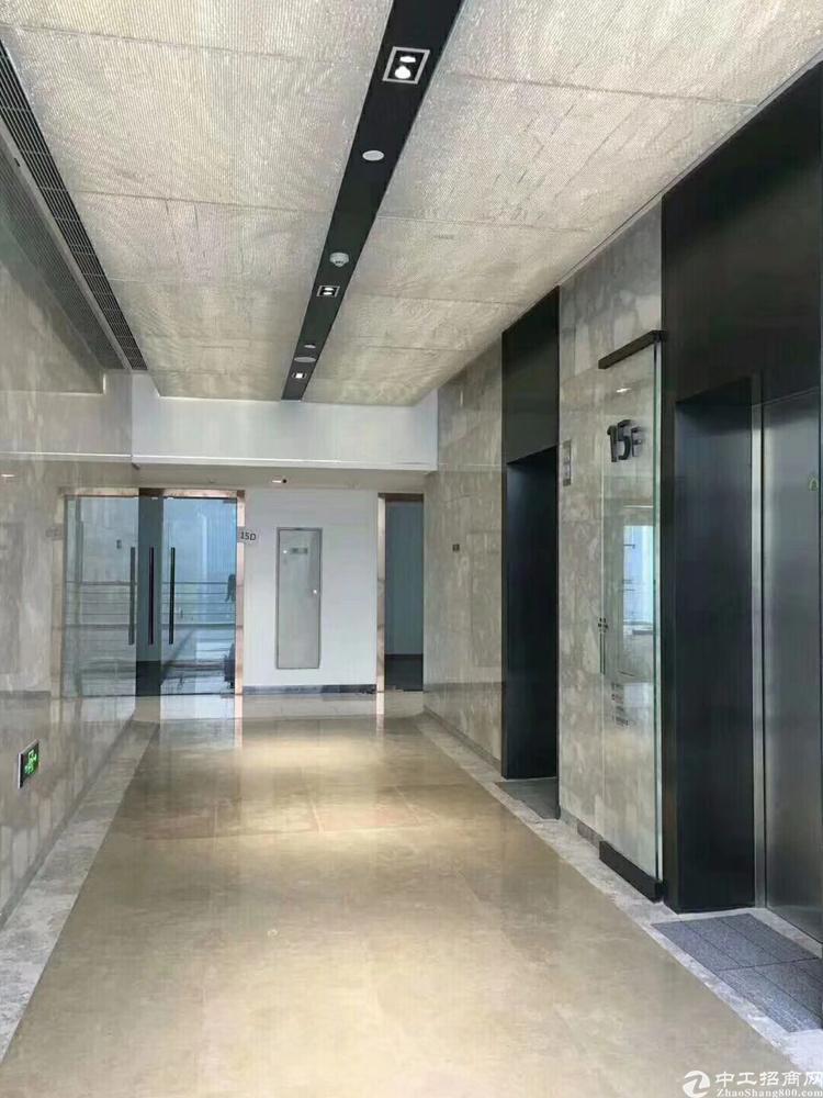 (红本)坂田甲级写字楼高层分租可注册公司