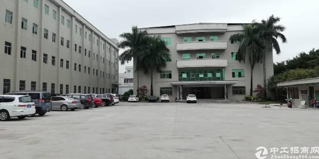 主干道边标准厂房分租一楼6米高1500平