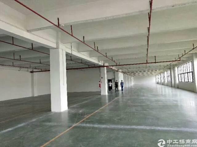 观兰松元大型工业园厂房招租