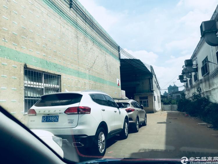 犀牛陂独院单一层厂房出租水电齐全带装修