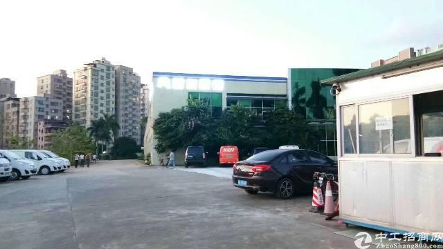龙华新出单一层钢构厂房9600平米