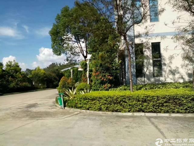 东城独门独院标准1--3层厂房,厂房面积6000平方,
