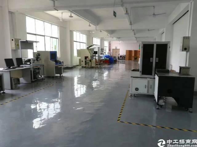 清溪原房东标准厂房出租,办公室精装修,价格实惠-图3