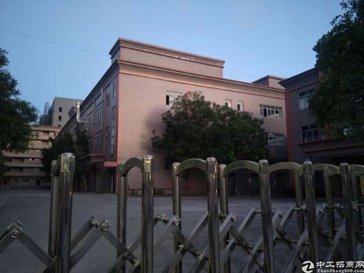 凤岗镇成熟工业区独院印刷厂房23000平方米出租
