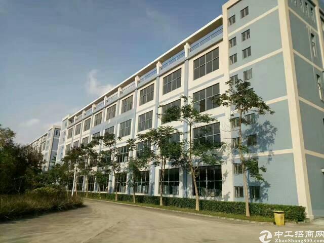 惠州沥林花园式独栋厂房,厂房1-4层5000平