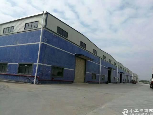 惠州沥林镇独院厂房招租