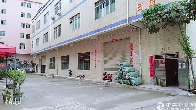 深圳坪山坑梓工业区楼上厂房出租900平-图2
