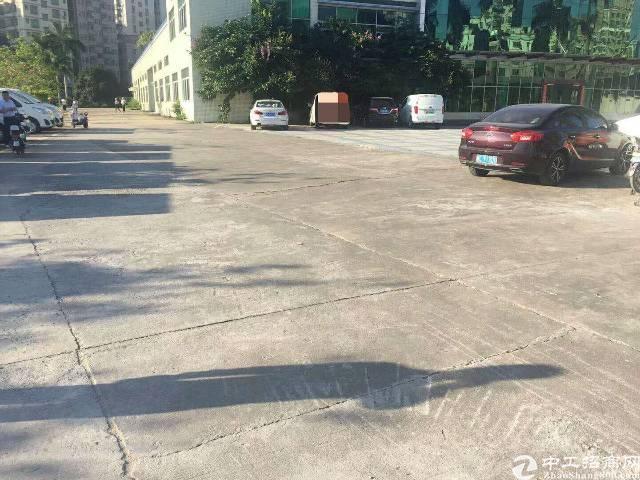 龙华清湖独院13000平钢构单一层出租