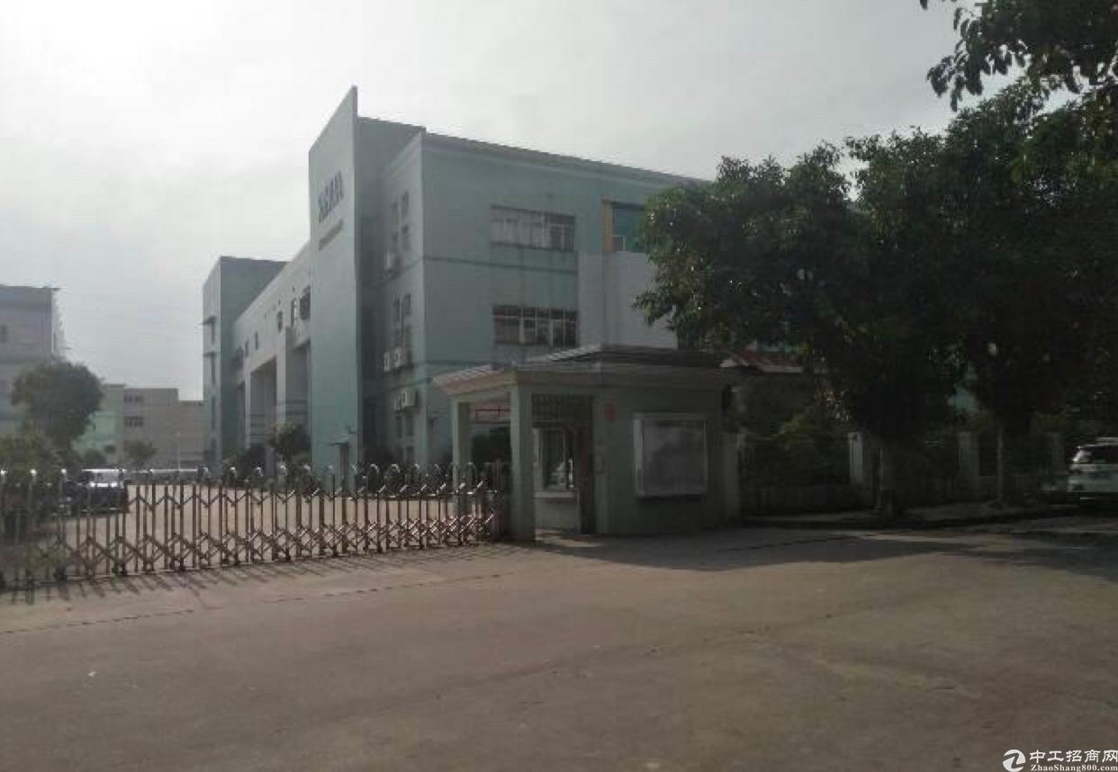 东城牛山外经工业园厂房分租二楼850平方