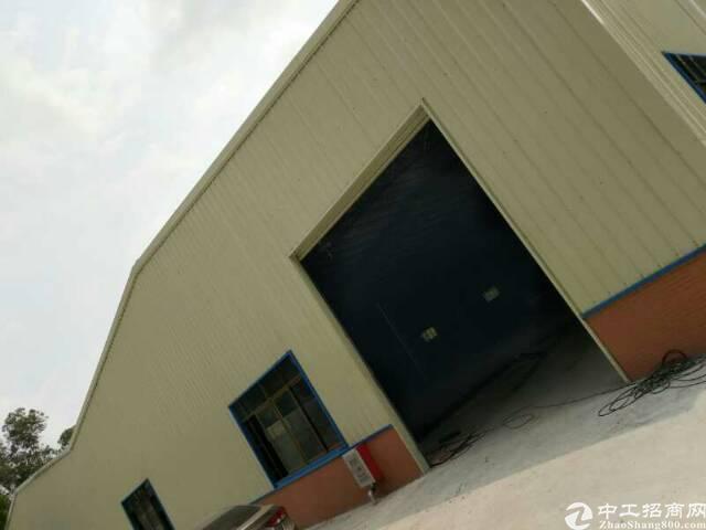 陈江新出钢结构厂房