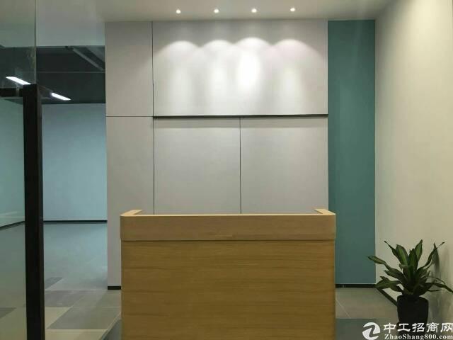 清湖地铁站附近精装写字楼78㎡起租