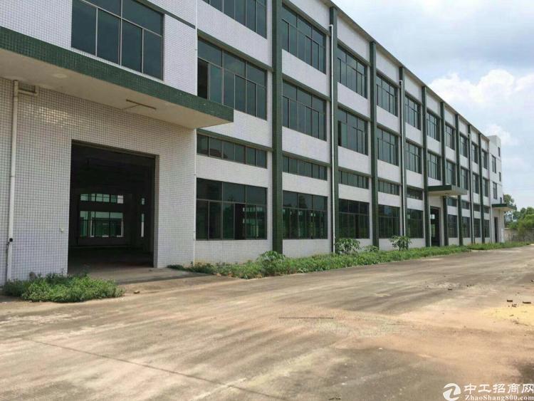 大朗镇原房东厂房2楼2000平方招租