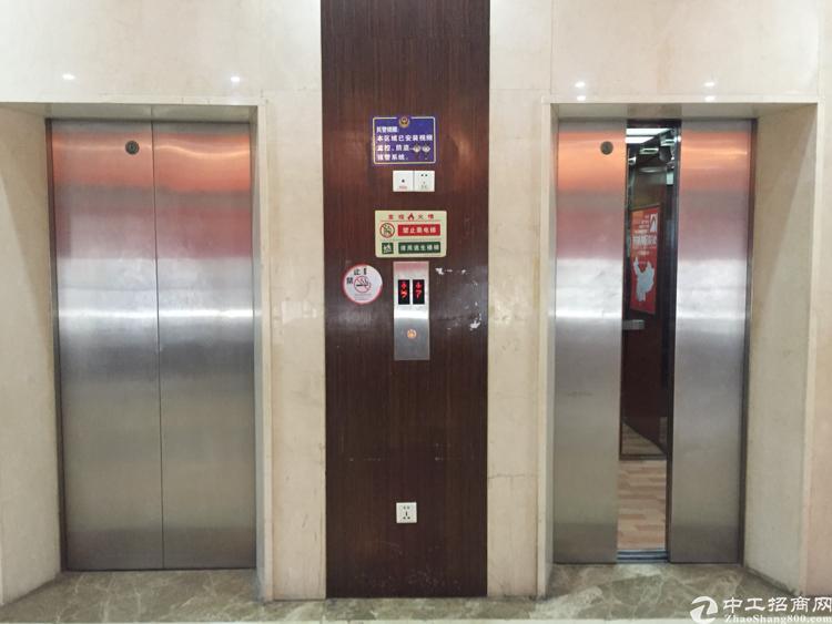 红本 可分租 可注册公司 横岗酒店写字楼带装修