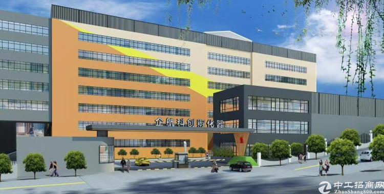 宝安松岗地铁开发商直租高新产业园红本厂房出租可享受补贴