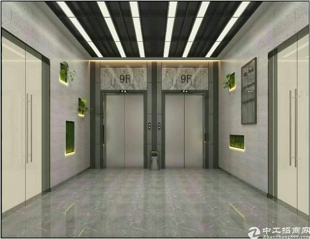 福永怀德独门独院整栋厂房写字楼60000平大小可分租