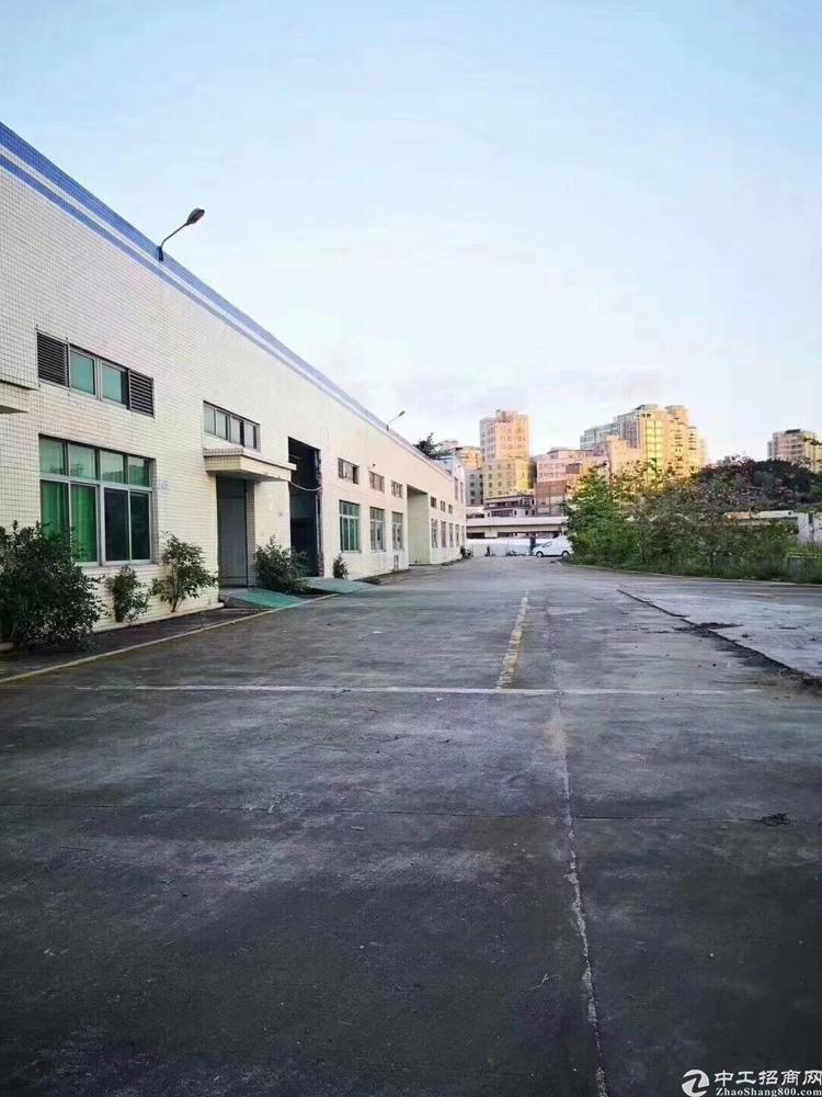 坂田靠近龙华新出物流仓库11000平米厂房出租