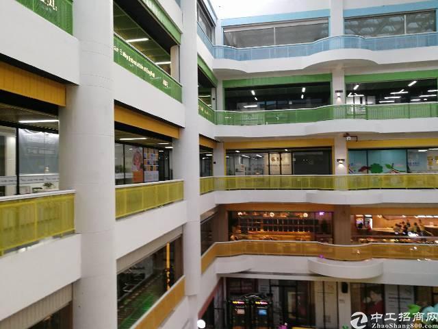 横岗天虹商场旁边140平方精装修写字楼出租!
