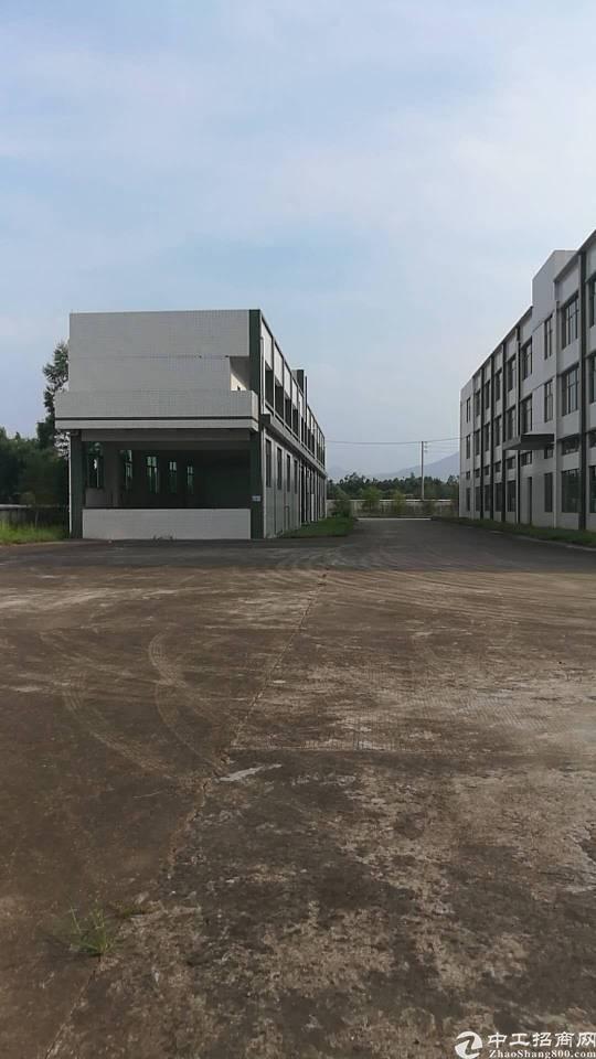 博罗泰美镇新出工业园6万平厂房出租