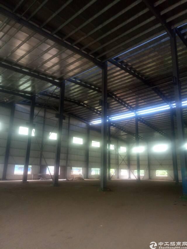 中堂新出滴水12米钢构