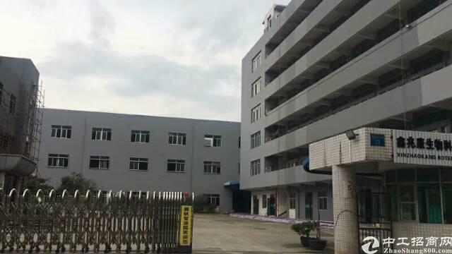 独院厂房12000平方招租: 1⃣厂房三层7000㎡,一楼6