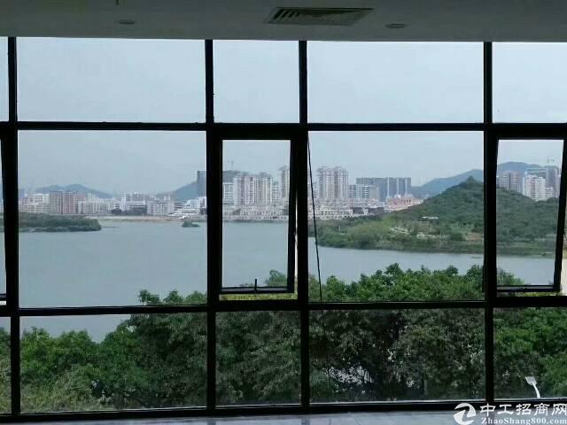 福永地铁口附近新出精装写字楼出租