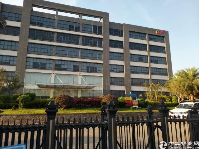 凤岗镇新出独栋单层面积2180平方高大上厂房