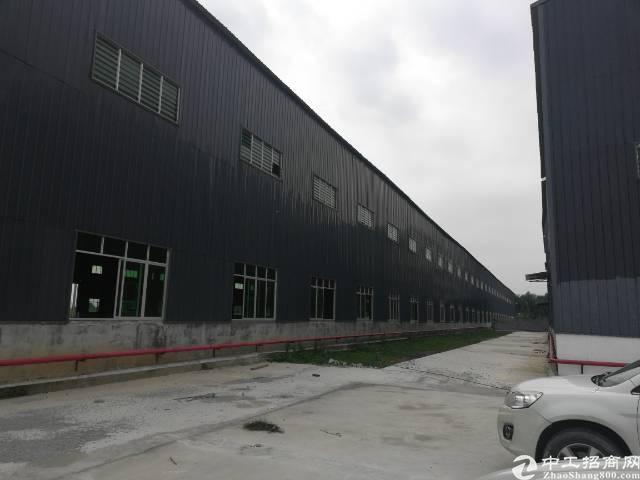 东城新出钢构厂房