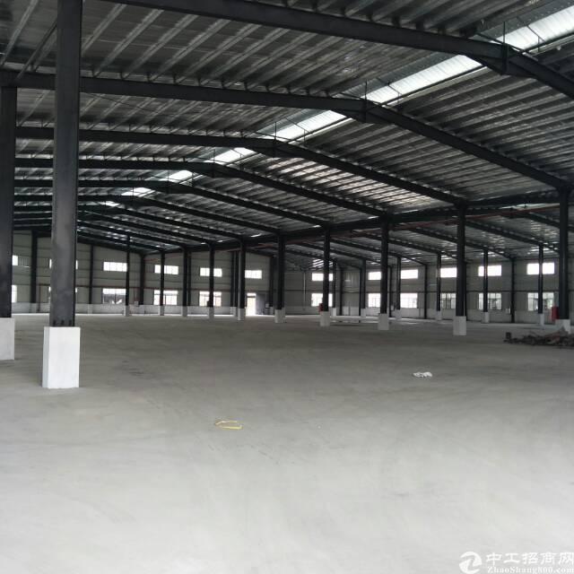 企石全新钢构厂房2800平方,适合各类污染噪音行业