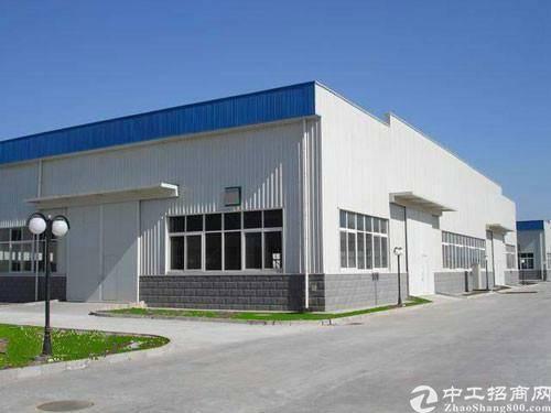 大岭山中型独院厂房出租(单层砖墙4000平方)
