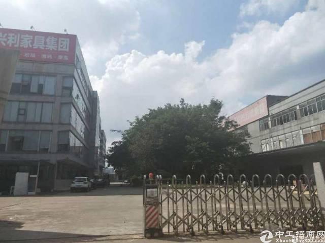 坂田独门独院厂房带精装修