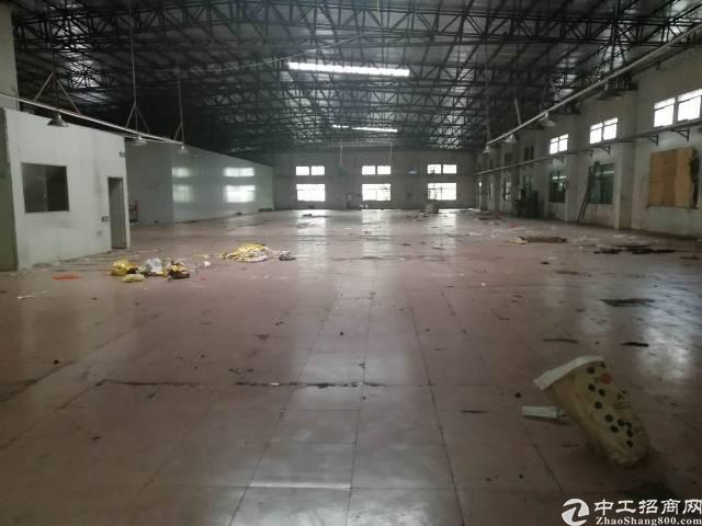 惠州潼侨新出砖墙到顶标准+钢构独院厂房