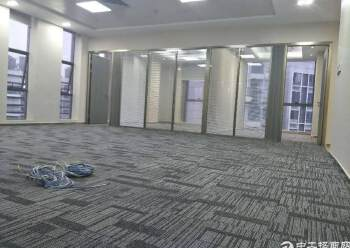 南联地铁口 海航城精装 (可定制/红本)写字楼113平起招商图片3