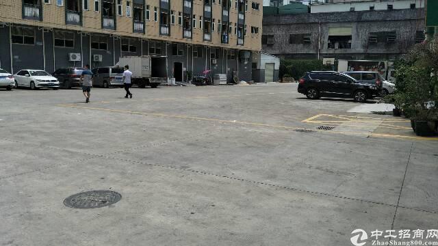 深圳平湖新出原房东厂房二楼1500平米