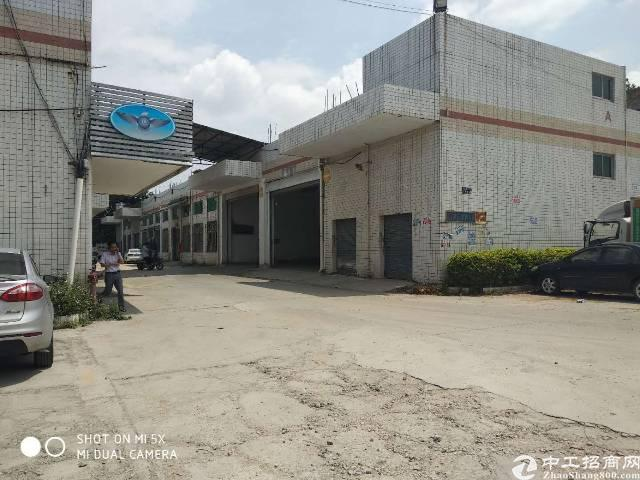 坑梓新出一楼厂房400平方招租,水电齐全