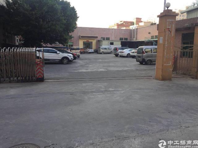 惠州潼侨新出砖墙到顶标准+钢构独院厂房-图3