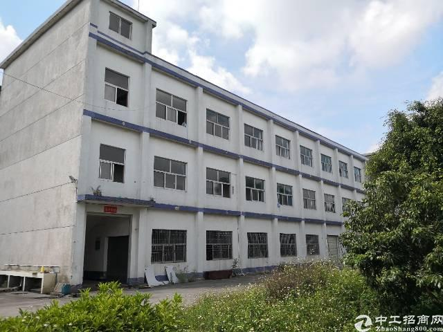 虎门怀德标准独院厂房出租面积8000平租9元电400kva