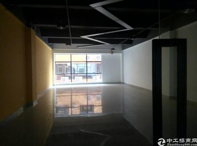 洪浪北地铁口200米C33创意园88-120平米出租