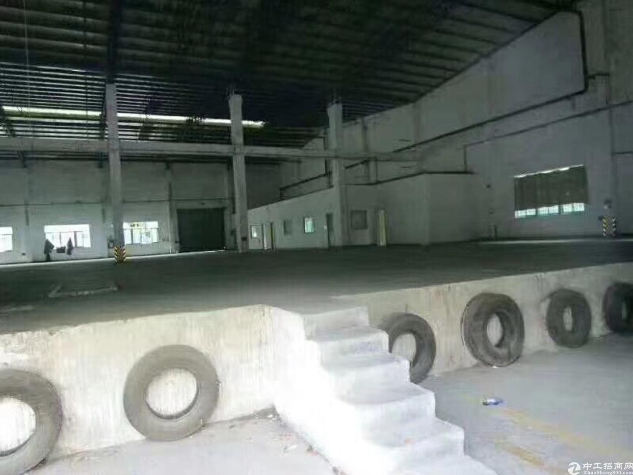 西乡鹤洲1楼2800平米厂房出租