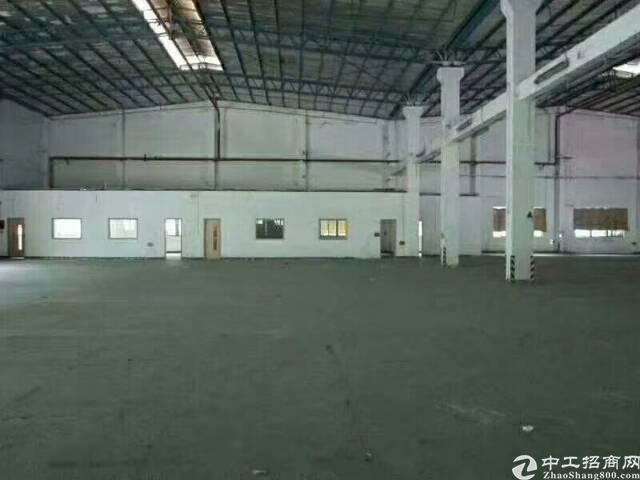 福永镇兴围一楼2300平仓库招租-图2