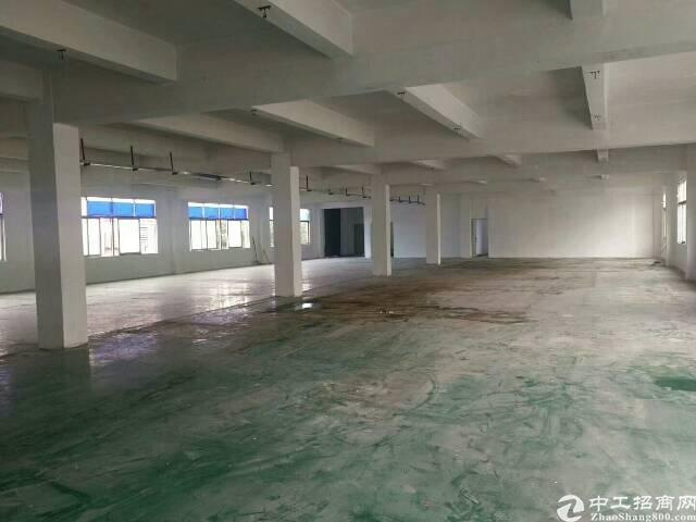 福永镇白石厦独门独院8400平厂房招租
