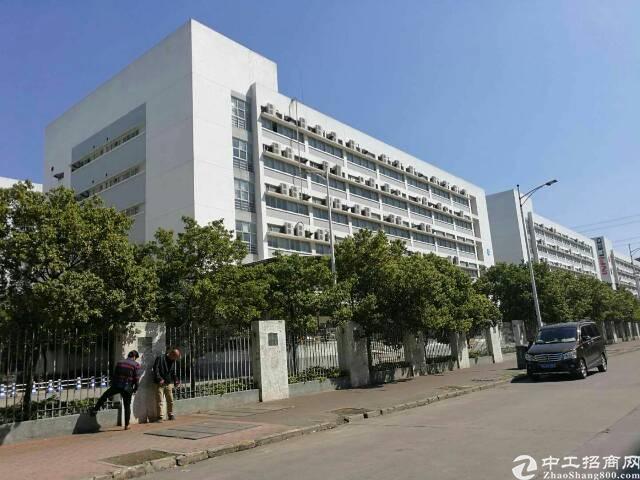 南光高速出口1-6层13800平米独栋厂房出租