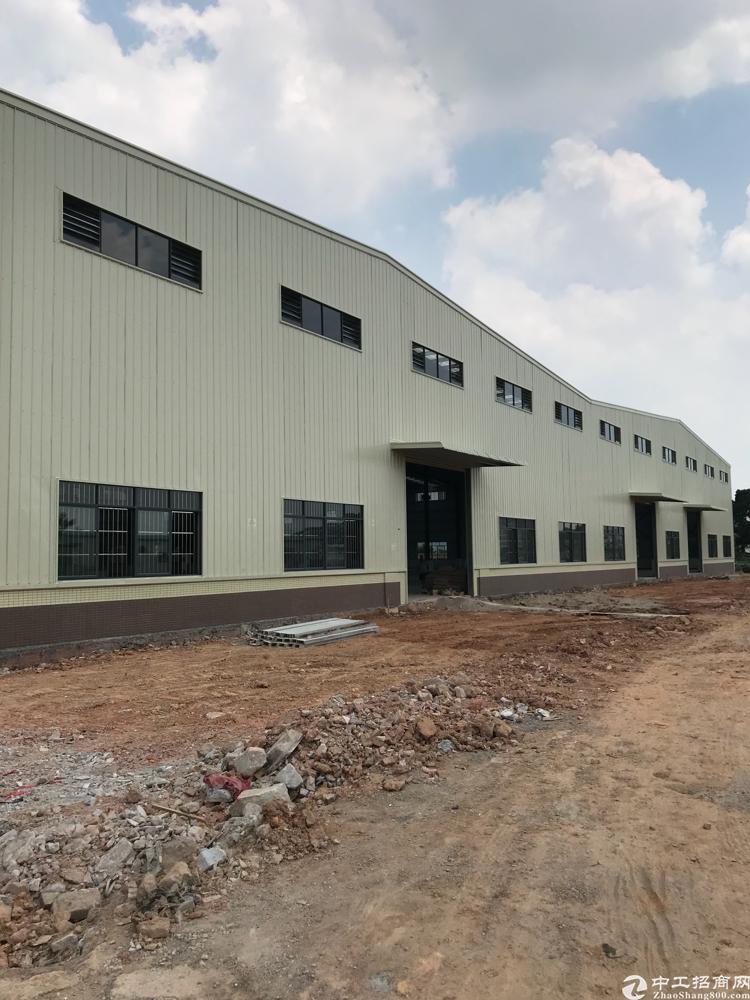 东莞横沥独门独院厂房3850平方招租