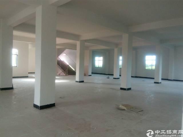 超级实惠厂房大电梯二楼1500平只租12元/平米