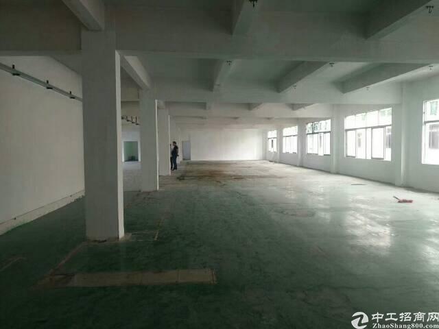 福永镇白石厦独门独院8400平厂房招租-图3